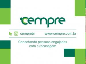 CEMPRE: veja como funciona a logística da reciclagem de embalagens pós-consumo no Brasil. Uma responsabilidade de todos.