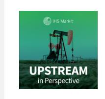 Podcast IHS Markit  | Energy Solutions: O que esperar de E&P de petróleo e gás natural em 2019.
