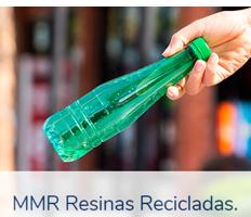 Economia circular. E com bons negócios: MMR Resinas Recicladas.