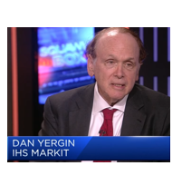 CNBC: Dan Yergin, da IHS Markit, a guerra comercial EUA-China.