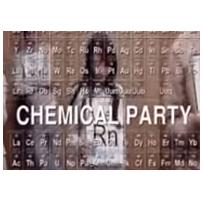 A festa dos produtos químicos. Carbonos sensuais, gases nobres entediados, reações explosivas.