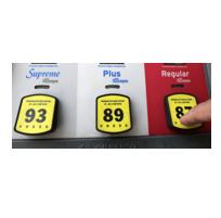 Gasolina nos EUA: mais barata….e com impostos.