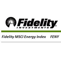 Indicador energia: Fidelity MSCI Energy Index (FENY).