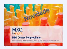 MMI Comex PP: Esenttia e LyondellBasell aumentam participação nas exportações de PP para o Brasil este ano.